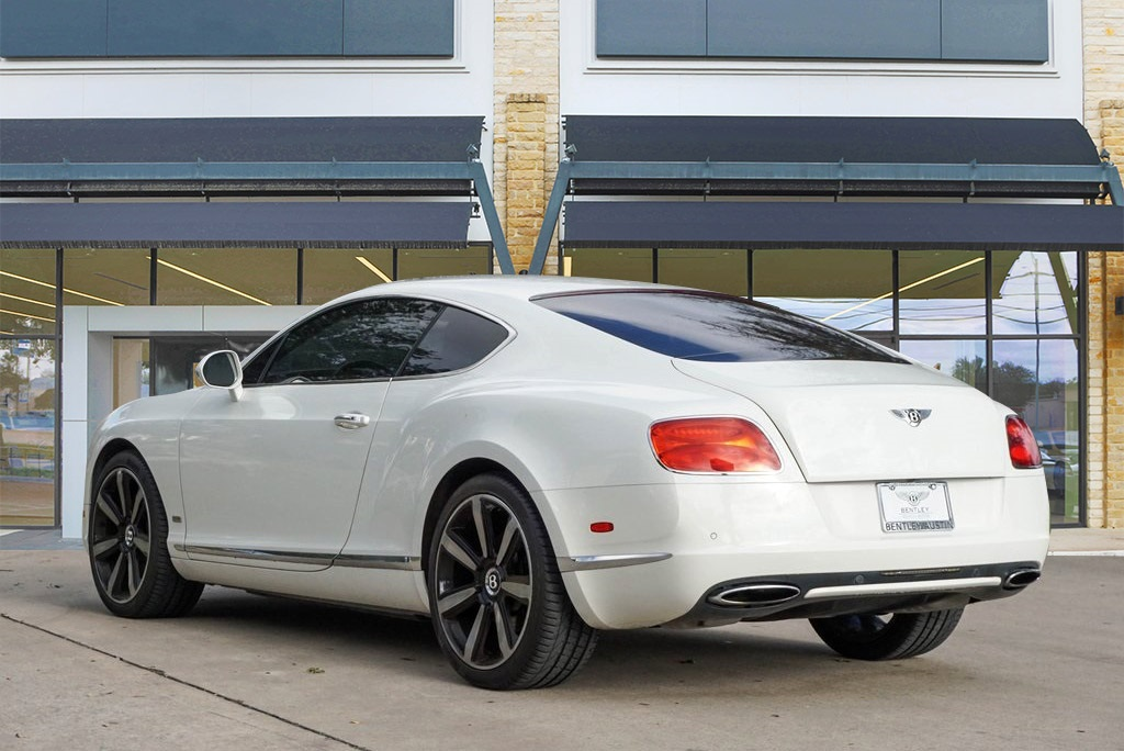 Certified Pre-Owned 2013 Bentley Continental GT LE MANS EDITION 1 OF 48