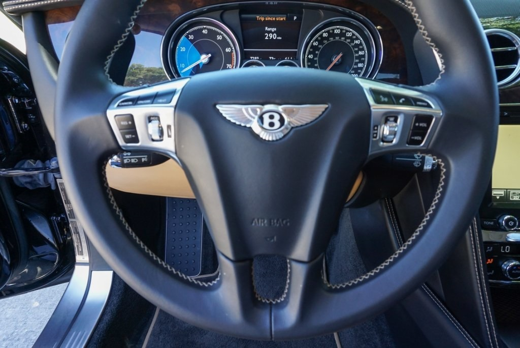 Certified Pre-Owned 2016 Bentley Continental GT W12