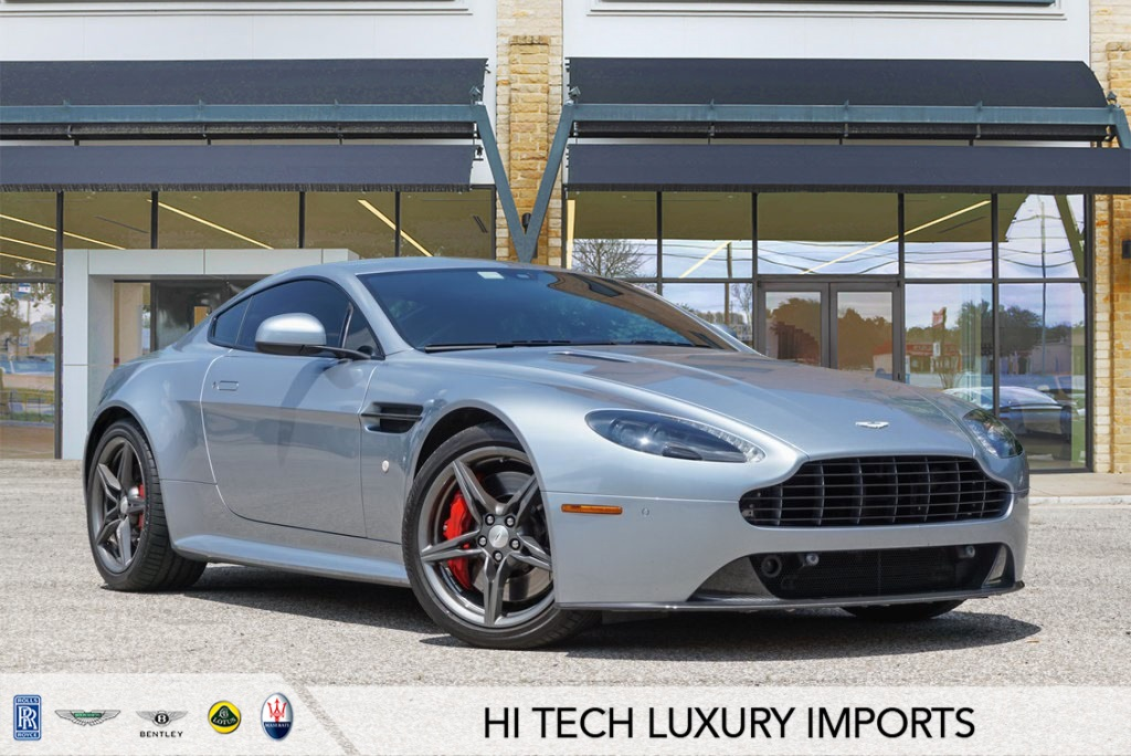 Pre-Owned 2016 Aston Martin V8 Vantage S Base