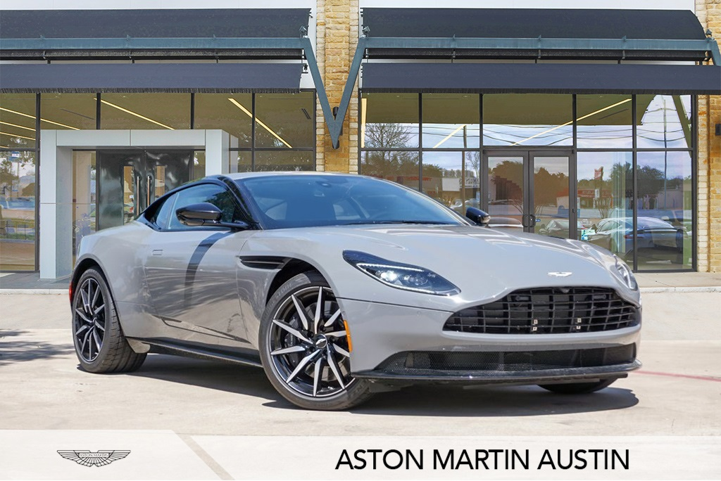 New 2020 Aston Martin DB11 RWD 2D Coupe