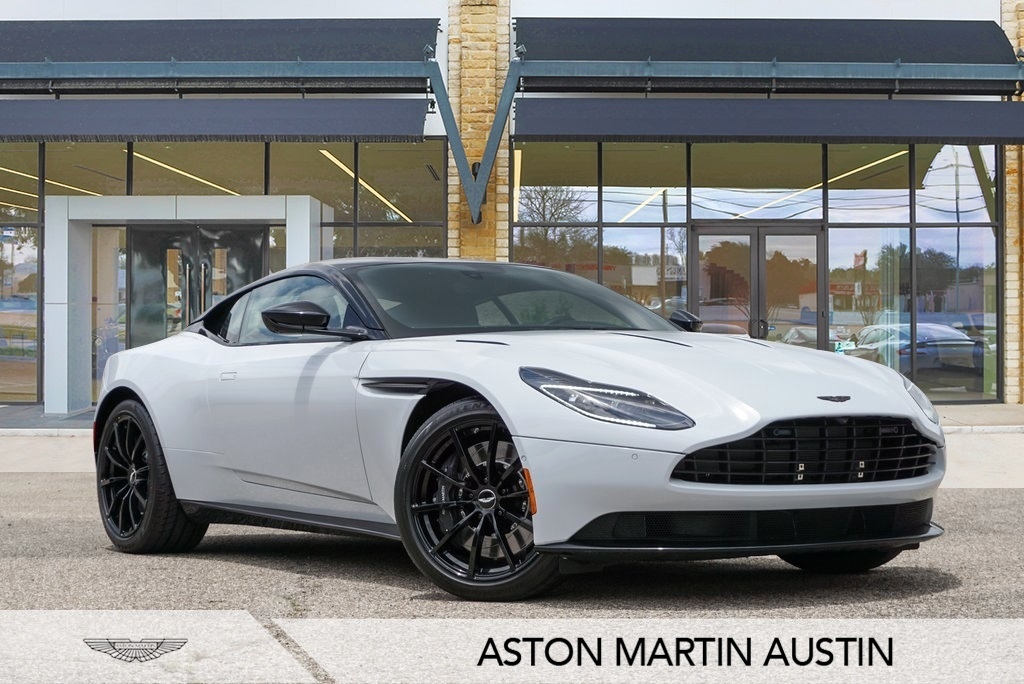 New 2019 Aston Martin DB11 AMR RWD 2D Coupe