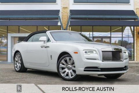 Certified Pre-Owned 2016 Rolls-Royce Dawn