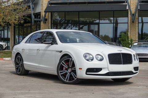 Certified Pre-Owned 2018 Bentley Flying Spur V8