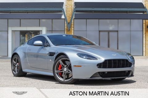 Certified Pre-Owned 2016 Aston Martin V8 Vantage S GTS
